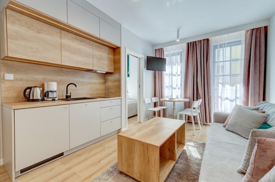 Apartament 2-pokojowy w kompleksie