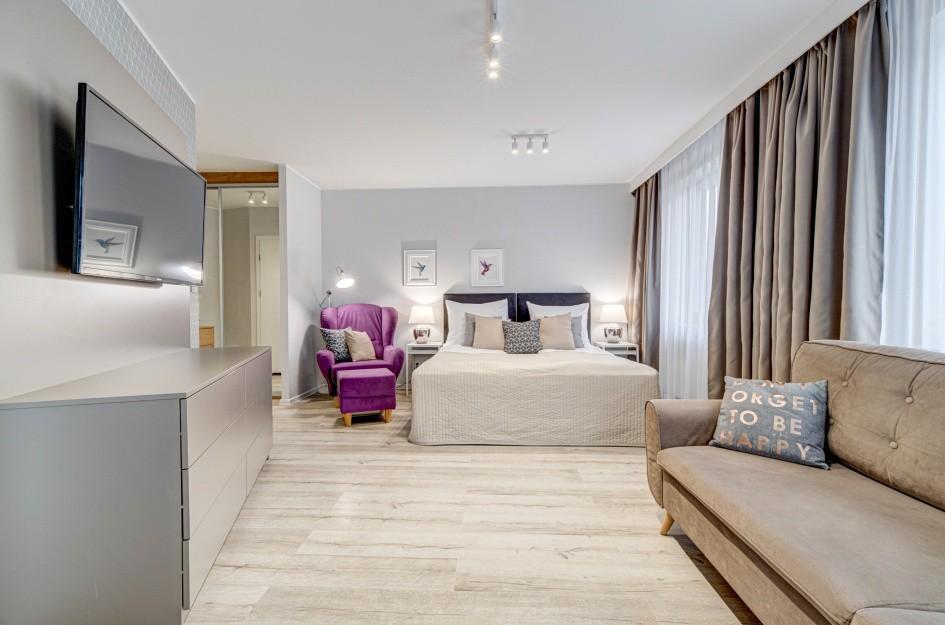 Apartament 2-osobowy standard plus