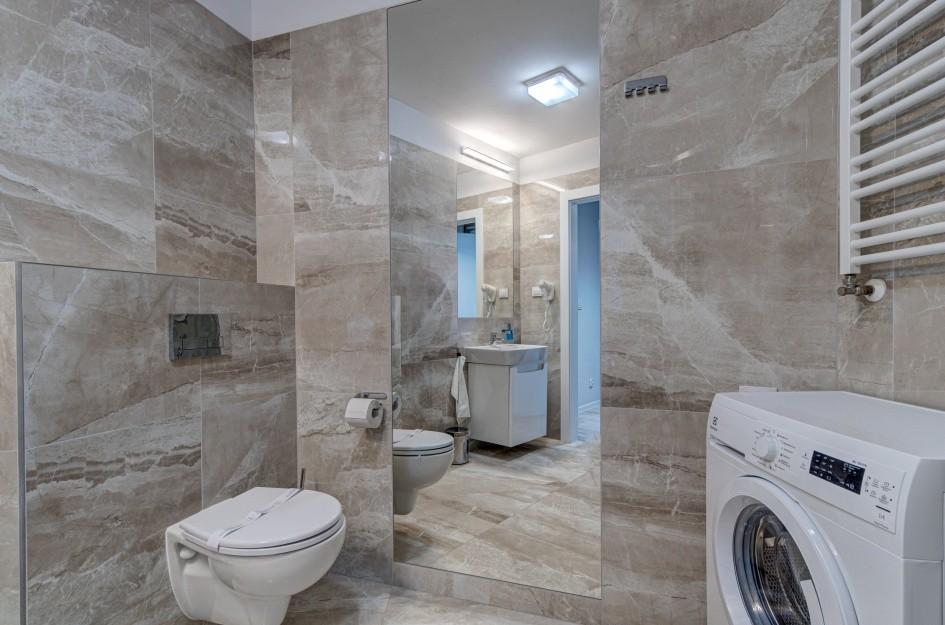 Apartament 2-pokojowy Deluxe