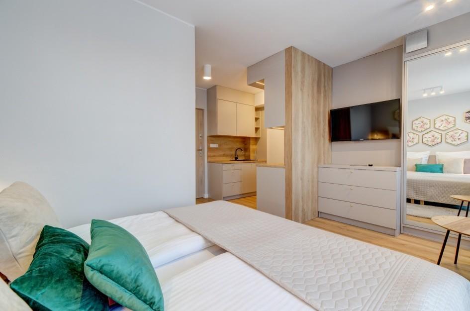 Apartament standard w kompleksie
